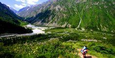 Kyrgyz Ala-Too Mountain Range | Trip to Kyrgyzstan [Blog]