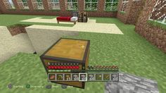 Minecraft: PlayStation 4  My house early on
