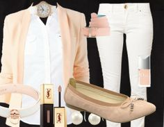The white Queen - Businessoutfit - stylefruits.de