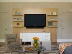 TV room furniture