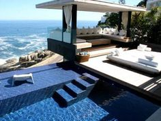 I love this gorgeous pool and view!