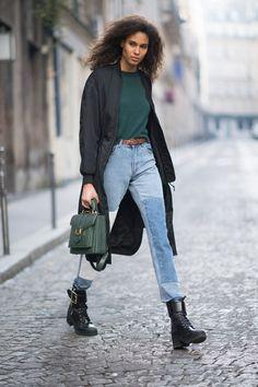 Paris Men's Fashion Week Fall 2017 Street Style