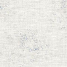 Wainscott Floral - Chambray - #Florals - #Fabric - Products - Ralph Lauren Home - RalphLaurenHome.com #TelaFloral