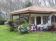 Caba a on pinterest cabin patio under decks and casa de - Casas de campo pequenas ...