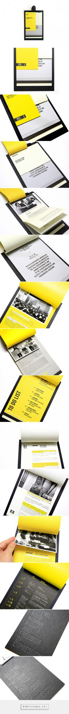 Amnesty International Hong Kong Annual Report 2014-15 on Behance... - a grouped images picture - Pin Them All