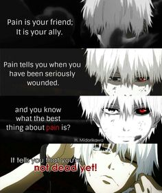 I searched for charolette quotes and tokyo ghoul showed up Sad Anime Quotes, Manga Quotes, Tokyo Ghoul Quotes, Pinterest Instagram, Dark Quotes, Anime Life, Badass Quotes, True Quotes, Memes