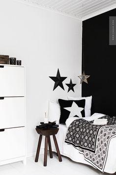 black, white + walnut   CAISA K: BLOSSOM