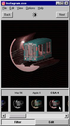 ¿Cómo sería Instagram en el sistema operativo Windows 95? | F5 sección | EL MUNDO