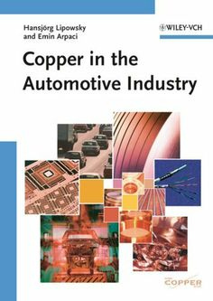 opper in the automotive industry / Hansjörg Lipowsky and Emin Arpaci