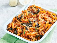 ... about Pasta bake recipes on Pinterest | Pasta Bake, Pasta and Articles