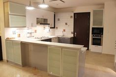 Kitchen tile inserts