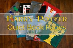 UPDATES: See the activities in action here!   Click here to download a FREE PATTERN and instructions for the Quidditch Lacing Page! ...