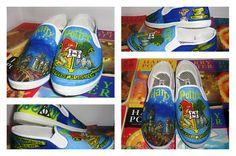 Harry Potter based shoes