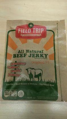 Banshee s breakfast review field trip beef jerky