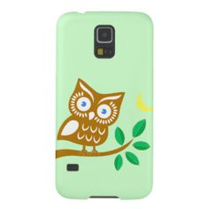 Cute Owl Cases For Galaxy S5
