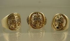 Navy Chief Petty Officer Ring