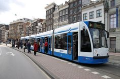 Because it's easy to get to places thanks to the trams.   46 Reasons You Should Never Leave Amsterdam