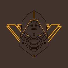 Check out this awesome 'Destiny+-+Hunter+Vanguard' design on @TeePublic!