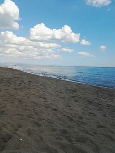 Beautiful beaches in maremma la Dogana #chiarone