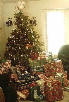 Lots Of Christmas Presents