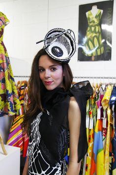 #fashion-ivabellini cappellino stile inglese