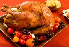 Roast Turkey stuffed with flavorful vegetables. Free art print of Holiday Turkey. Best Stuffing Recipe, Turkey Stuffing Recipes, Butterball Turkey, Oven Roasted Turkey, Best Turkey, Holiday Dinner, Holiday Meals, Food Preparation, Thanksgiving Recipes