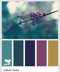 Lovely Multi Color Scheme Ideas