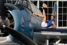 Cover Photos - Warbird Pinup Girls