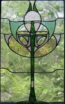 Stained Glass  ~  Art Deco