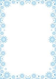 Risultati immagini per bordi e cornici clipart inverno