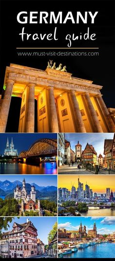 From intriguing relics of the past to contemporary architectural gems, Germany is a country that strikes a perfect harmony and balance between the old and new. Here's a travel guide for the relevant information and everything you need to know about Germany. Read on and get ready to explore Germany