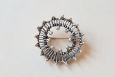 Gorgeous Little Vintage Silver Brooch, Uni David-Andersen, Norway, 1970s (F653) by LifeUpNorth on Etsy