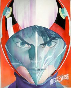 G Force: Battle of Planets by Alex Ross