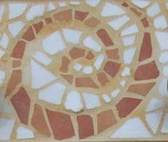 Detalles en Mosaicos. Dalila Cribellati.