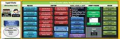 Download Aplikasi Administrasi Sekolah Lengkap SD SMP dan SMA Tahun Ajaran 2016 Format Microsoft Excel