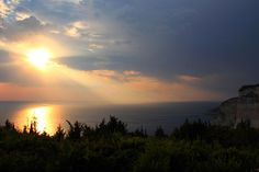 Sunset on Paxos by martin.roper.9