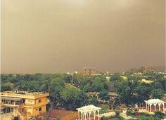 Rainy day in Alwar..  #rain #weather #clouds #dusty #beautiful #travel #beauty