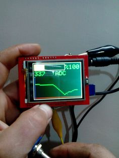 Picture of How to Create a Simple Oscilloscope With Arduino and Tft Lcd