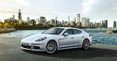 The dream of a sports car. But without any compromise in terms of everyday driving. These two demands couldn't really be further apart. However, they are both met by the new Panamera models. Uniting thrilling contradictions to create something unique and unmistakable: a Porsche – for every day.