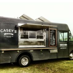 Best New Pizza Places: Casey's Pizza Truck