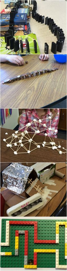 Are you a classroom teacher looking for a way to integrate STEM activities into your current curriculum? If so, this product might be just what you are looking for. You could choose to focus on science, technology, engineering, or math with the different activities included in this monthly packet. This is a growing bundle of STEM challenges to use throughout your school year.