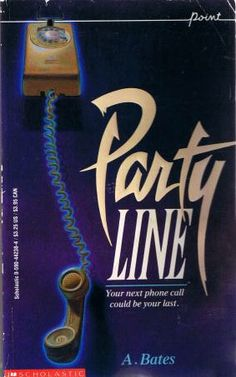 Party Line. You had to wait until the other people on the party line were finished before you could make a phone call.