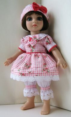 Spring Outfit for Patsy Ann Estelle and Similarly Sized BJD'S | eBay