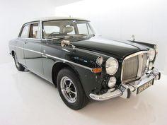 Rover - P5B 3.5 litre saloon - 1972 Auto Rover, Car Rover, Vintage Cars, Antique Cars, Van Car, Cars Uk, Car Shop, Motor Car, Concept Cars