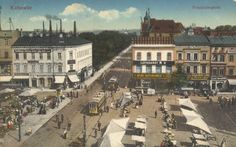 Katowice, Rynek