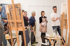 Check for upcoming masterclasses, courses, workshops and life drawing sessions at Palette Art School. Register online to secure your spot in one of our masterclasses. School Art Supplies, Palette Art, Master Class, Figurative Art, Art School, Costa, Projects To Try, Oil, Classic