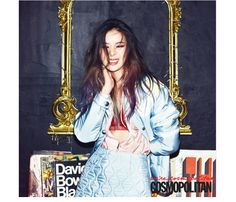 Irene Kim - Cosmopolitan Magazine October Issue '14