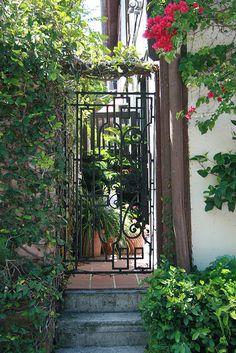 gate ala nola or charleston :)
