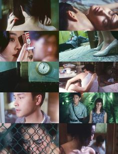 days of being wild | so he got the movie stars, the art house and the nouvelle vague? i still think that wong kar-wai is overrated! yup, i said it!