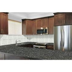 3 Inx 3 Ingranite Countertop Sample In Ubatuba  Granite Impressive Home Depot Kitchen Countertops Inspiration Design